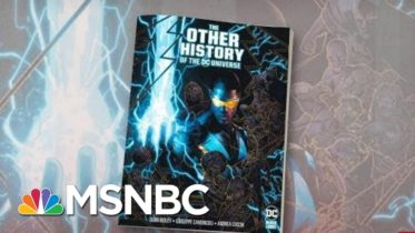 'Five Stories Of Hope': Inside 'The Other History Of The DC Universe,'   Morning Joe   MSNBC 6