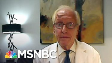 Dr. William Shaffner Urges People To Believe Covid-Related Facts | Deadline | MSNBC 6