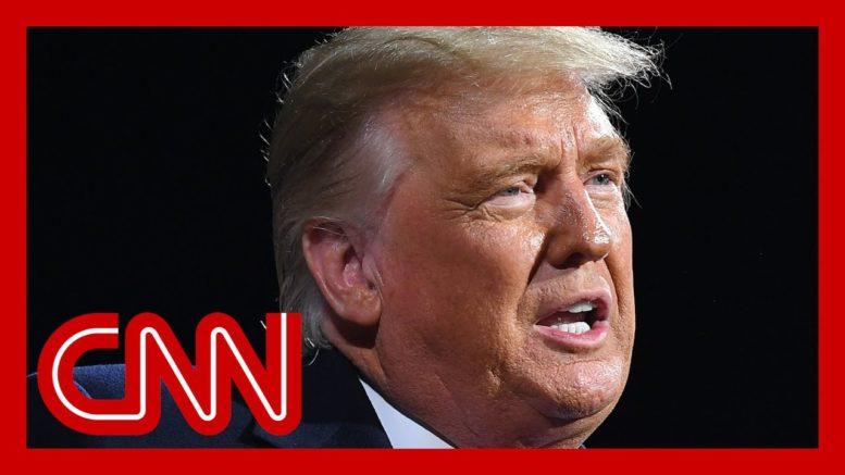 John Avlon calls Trump's strategy voter suppression 1