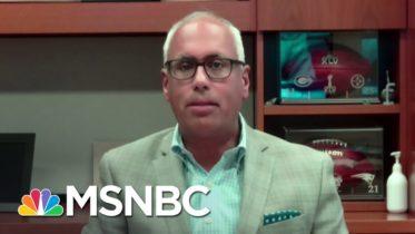 Covid-19 Cases Rise In Nursing Homes Amid Case Surge Across U.S. | Katy Tur | MSNBC 6