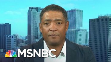 Rep. Richmond: 'I Think The Black Vote Will Be Very Robust' | Andrea Mitchell | MSNBC 10