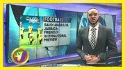 Saudi Arabia vs Jamaica - 2nd Friendly International - November 16 2020 2