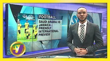 Saudi Arabia vs Jamaica - 2nd Friendly International - November 16 2020 6