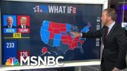 Chuck: If Biden 'Doesn't Get A Single Sun Belt' State Then We're 'Waiting On Pa' | MTP Daily | MSNBC 4