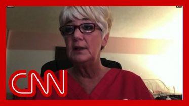 Joe Biden, nurse share emotional moment during virtual roundtable 10