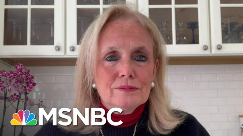 Rep. Dingell: 'The Momentum Is On Biden's Side' | Andrea Mitchell | MSNBC 1