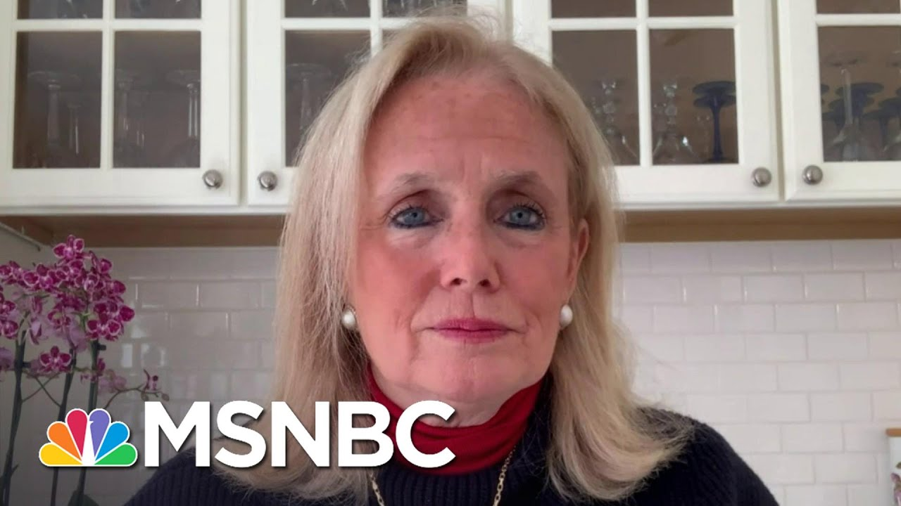 Rep. Dingell: 'The Momentum Is On Biden's Side' | Andrea Mitchell | MSNBC 5