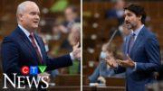Justin Trudeau, Erin O'Toole spar over Keystone XL pipeline project 5