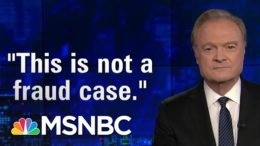 Lawrence: 'Another Day, Another Trump Vengeance Firing' | The Last Word | MSNBC 9
