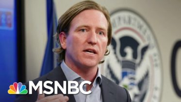 Trump Fires DHS Official Who Rejected His False Election Attacks | The 11th Hour | MSNBC 6