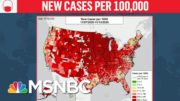 Doctor Calls On Trump WH To Share Virus Data With Biden Team | Morning Joe | MSNBC 4