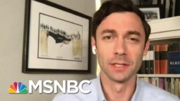 Jon Ossoff: Runoff Is All About Turnout And Enthusiasm | Morning Joe | MSNBC 8