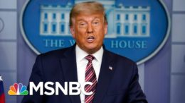 Trump Campaign To File Petition For Recount In Two Wisconsin Counties | Craig Melvin | MSNBC 4