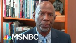 Geoffrey Canada: Children's Way Of Life During Pandemic Has Caused Trauma | Stephanie Ruhle | MSNBC 7