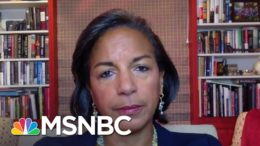 Susan Rice: 'This Is Most Irresponsible Leadership During A Transition' Ever Seen | Andrea Mitchell 1