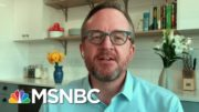 Obama WH Press Secretary Talks Need For 'Robust Transition' | Katy Tur | MSNBC 5
