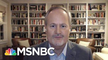 Tim O'Brien: 'Donald Trump Will Go To His Grave Saying I Won' | Deadline | MSNBC 10