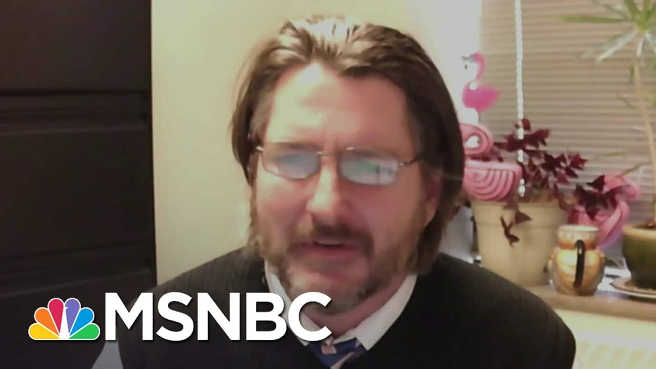 Wisconsin County Clerks React To Trump's Recount Request   Ayman Mohyeldin   MSNBC 3