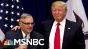 Ex-Pres. Trump On Trial? Why It's Not Biden's Call | The Beat With Ari Melber | MSNBC 3