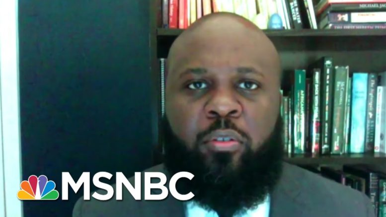 Fmr. Trump Aide Won't Explicitly Say That Joe Biden Is The President-Elect   The ReidOut   MSNBC 1