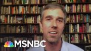 Beto O'Rourke Believes TX Can 'End This National Nightmare On The Night Of November 3rd' | Deadline 3