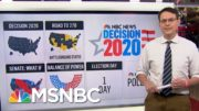 Steve Kornacki Says Trump 'Playing Defense' In States He Won In 2016 | The ReidOut | MSNBC 5
