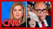 Keilar explains why CNN didn't air Giuliani's 'bananas' briefing 2
