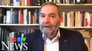 Vaccine transparency from federal gov't needed: Tom Mulcair 2