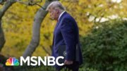 Officials Follow Trump's Lead Dodging All Reporter Questions | The 11th Hour | MSNBC 2