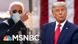 Stewing Over Biden Win, Trump MIA As U.S. Covid Deaths Top 250,000 | The 11th Hour | MSNBC 9
