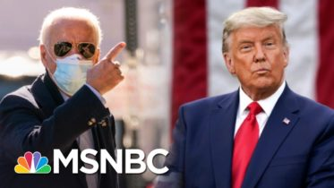 Stewing Over Biden Win, Trump MIA As U.S. Covid Deaths Top 250,000 | The 11th Hour | MSNBC 6