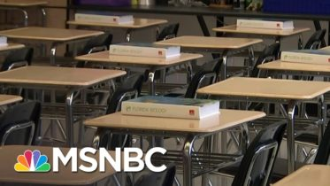 Redlener: Wrong To Close Schools But Not Bars Over Covid-19 Surge | The 11th Hour | MSNBC 10