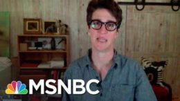 Trump Makes U.S. Vulnerable With Decapitation Of Cybersecurity Agency | Rachel Maddow | MSNBC 8