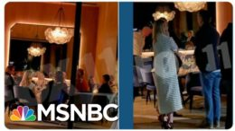 Calif. Governor Faces Criticism For Attending Dinner During Pandemic | Morning Joe | MSNBC 7