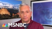 CDC Advises Against Traveling For Thanksgiving Weekend | Andrea Mitchell | MSNBC 5