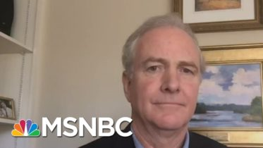 Sen. Van Hollen: 'The Senate Should Be Working Around The Clock' On COVID Relief | Andrea Mitchell 6
