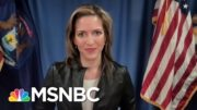 Michigan SOS: MI Republicans To Rescind Their Certification Of Votes | Katy Tur | MSNBC 4