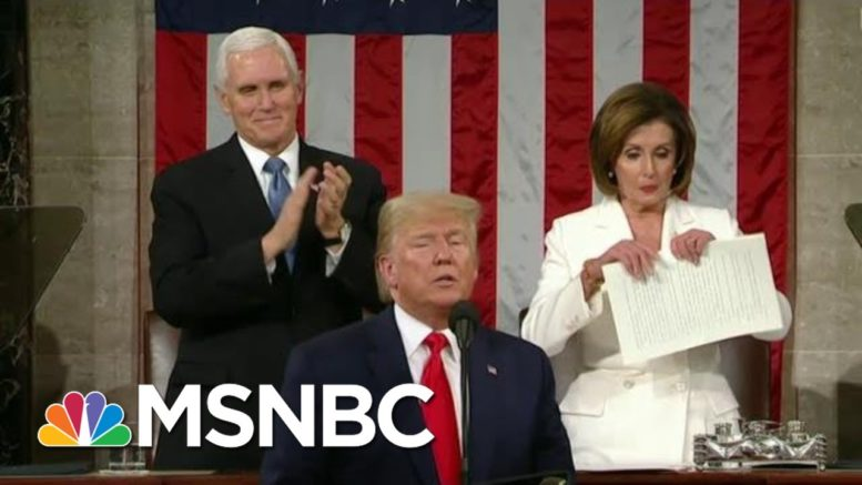 'Total Failure': As Trump Trails, Pelosi Says US Can Soon 'Forget About Him' | MSNBC 1