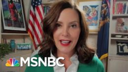 Gov. Whitmer On Mich. GOP Joining Trump Attempt To Steal Election | All In | MSNBC 6