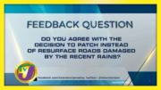 TVJ News: Feedback Question - November 18 2020 2