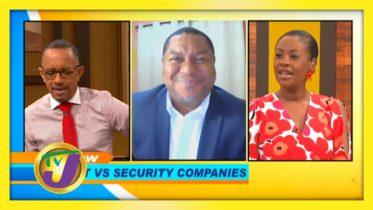 NHT vs Security Companies: TVJ Smile Jamaica - November 18 2020 6