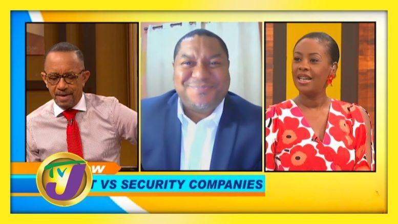 NHT vs Security Companies: TVJ Smile Jamaica - November 18 2020 1