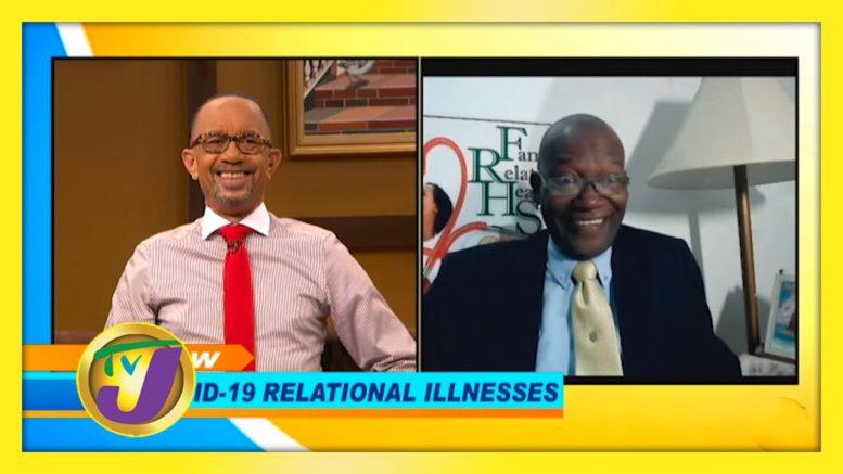 Covid Relational Illnesses: TVJ Smile Jamaica - November 18 2020 1