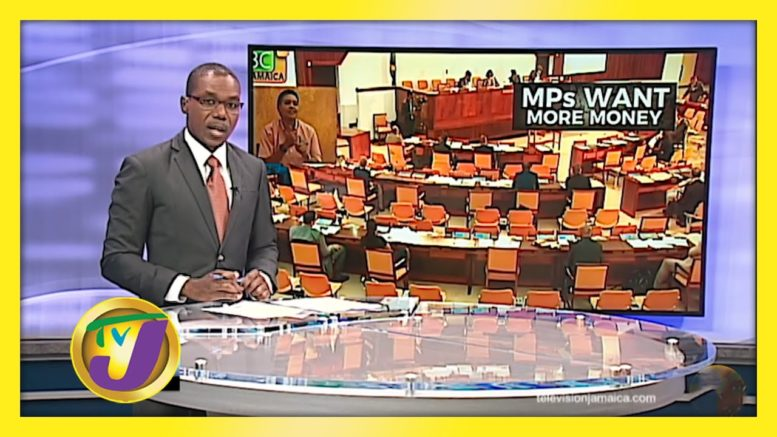 MPs Want More Money - November 18 2020 1