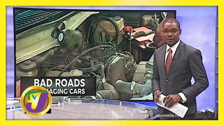 Bad Roads Costing Motorists - November 18 2020 1