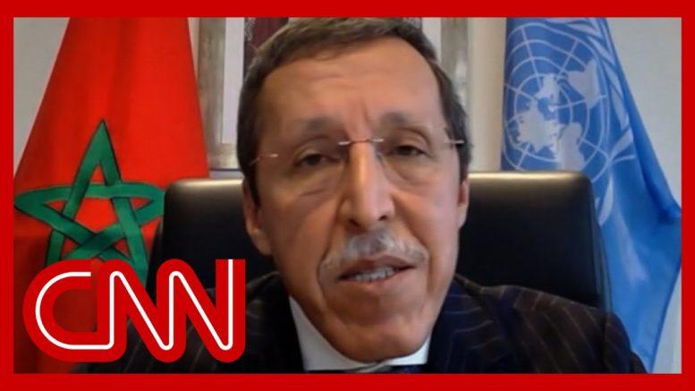 Morocco's UN ambassador: Polisario's referendum is 'dead and buried' 1