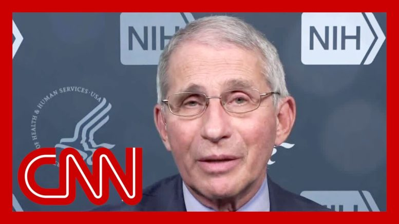 What Dr. Fauci wants to see during the Covid-19 pandemic 1