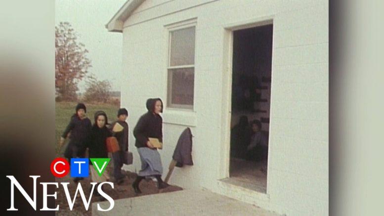 1977: Mennonites modernize milk production 1