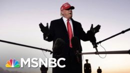 One Or Two Terms, Dishonesty Is Trump's Lasting Legacy | The 11th Hour | MSNBC 5