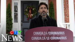 Justin Trudeau says 'no' to recommending nation-wide lockdown, supporting provincial measures 9